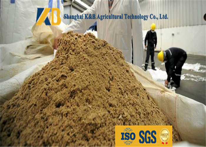 96.67% Digestibility Fish Meals Animal Feed Additive Mix Feeding Raw Material